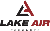 Lake Air Metals Company Logo